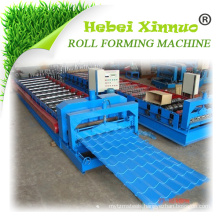glazed floor tile machine